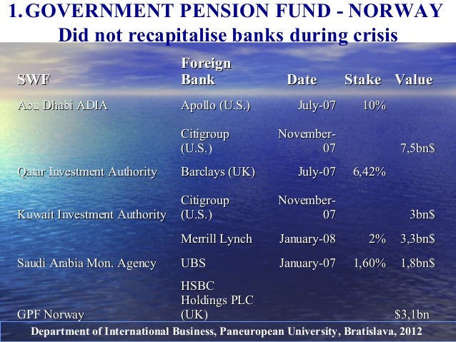 pension funds dissertation Completion of this dissertation has taken a number of years and  this thesis  examines the nature and role of the pension funds in the united.