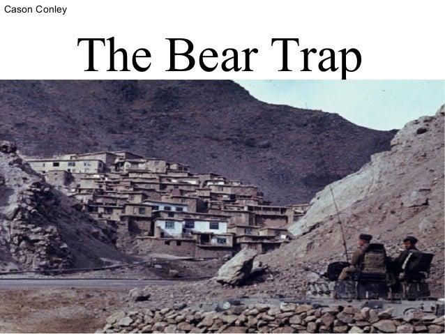 The Bear Trap Cason Conley