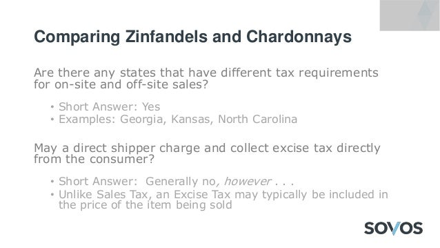 Answers To Wineries Top Questions About Sales Tax And Dtc Shipping