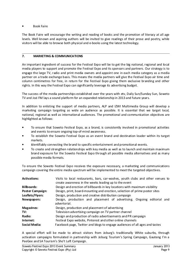 service industry cover letter