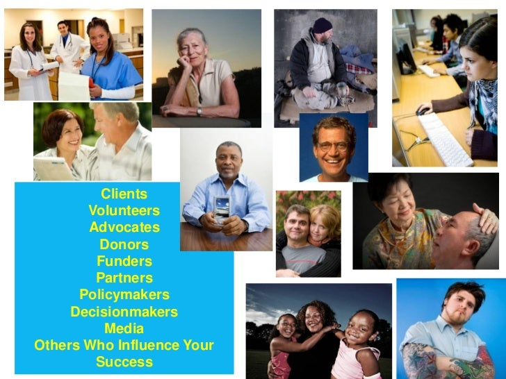Focus ongroups ofpeople whoare likely tolean yourway.