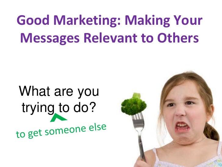 Rewarding Messages