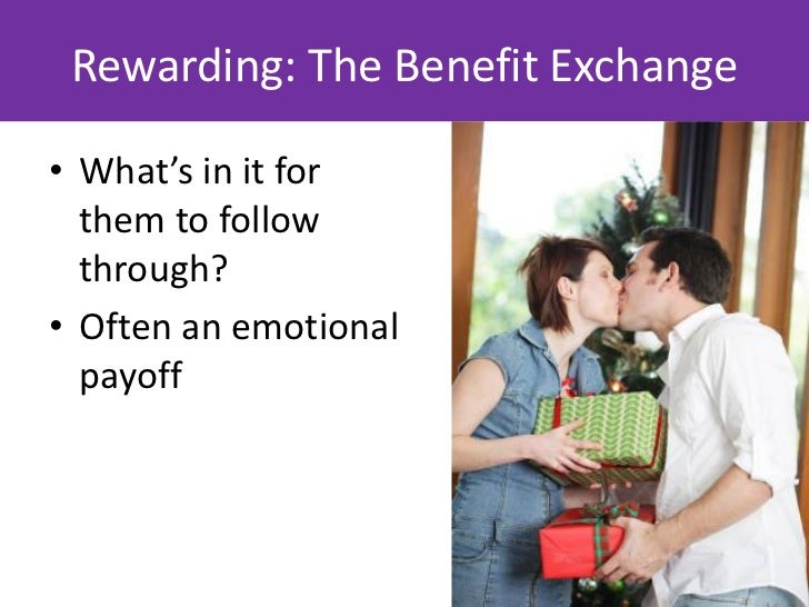 What rewards do yourparticipants orsupporters get forfollowing through?