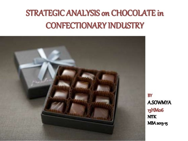 swot analysis chocolate confectionery Sugar-free confectionery market is segmented on the basis of a type such as sweets, candy, candy nuts, chocolates, chewing gum, and others the chocolate segment is dominating the market and is expected to grow substantially over the forecast period.