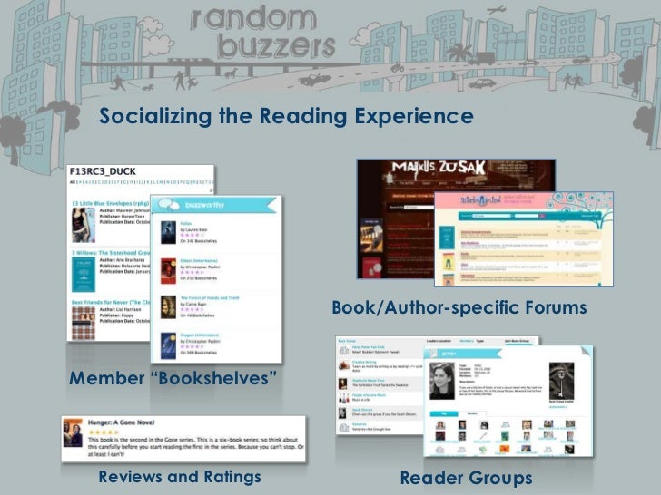 an analysis of random house Sales & distribution reporting & analysis the penguin random house portal is your 24/7 gateway to accurate title information and reporting tools including:.