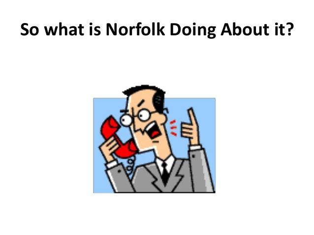 Emergency Support Functions For Norfolk Va