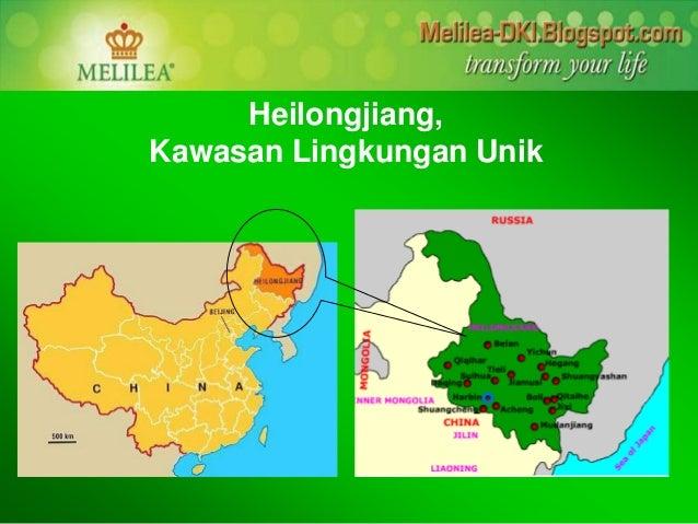 Heilongjiang,  Kawasan Lingkungan Unik