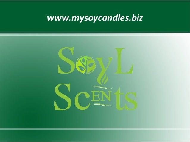 www.mysoycandles.biz