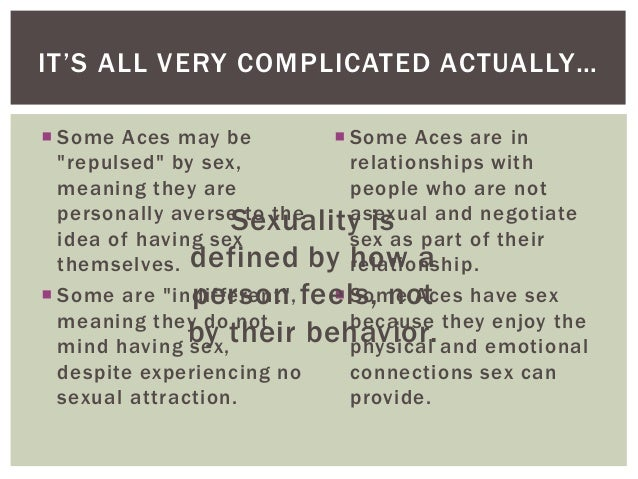 Asexuality how do you know