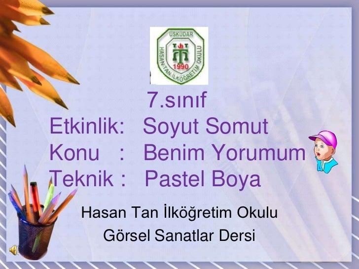 Soyut Somut