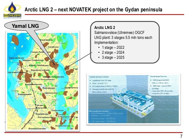 Business Potential in Russian Arctic Oil and Gas Projects