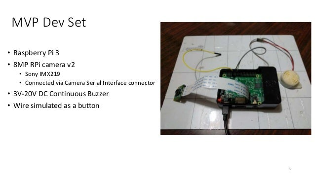 SP IoT Doorbell
