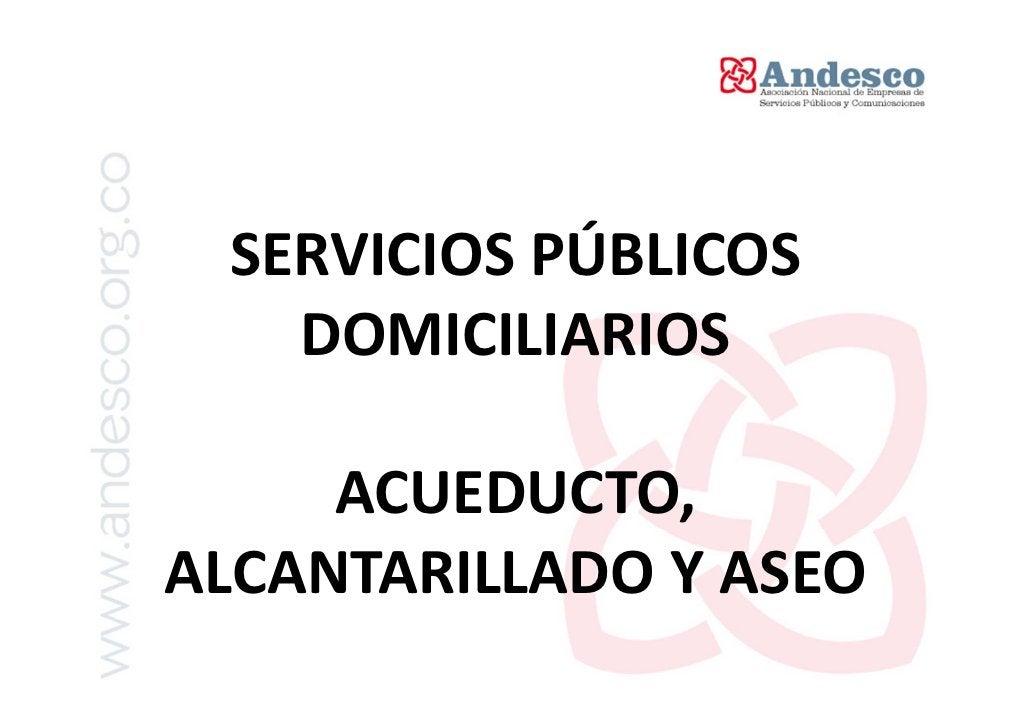Institucionalidad del sector de Agua Potable y              Saneamiento Básico                  Ministerio de Vivienda, Ci...