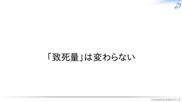 Powered by Rabbit 2.1.9   「致死量」は変わらない