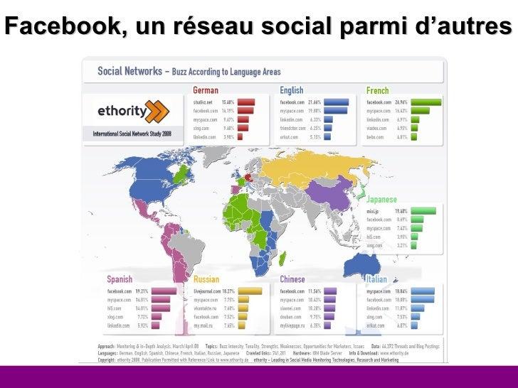 4emes Rencontres Nationales du etourisme institutionnel - Speed dating L'exploitation touristique de Facebook Slide 3