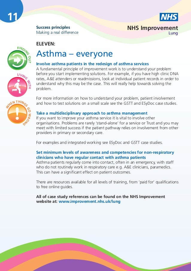 asthma case study quizlet