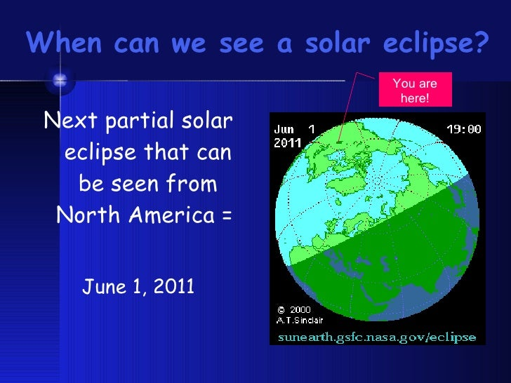 Sp11 notes moon and eclipses for Why shouldn t you look at a solar eclipse