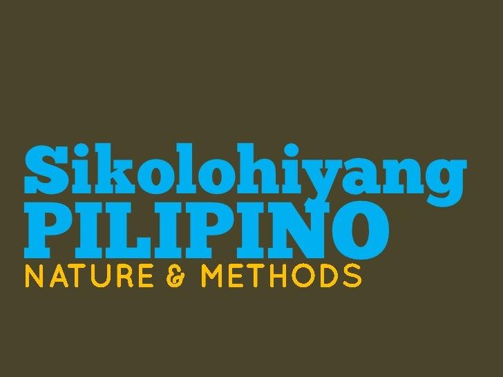 SikolohiyangPILIPINO