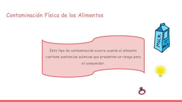 Contaminaci n de los alimentos for Quimica de los alimentos pdf