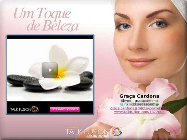 "Serviço          Link para video ""1# Video Communication"" by Talk Fusion"