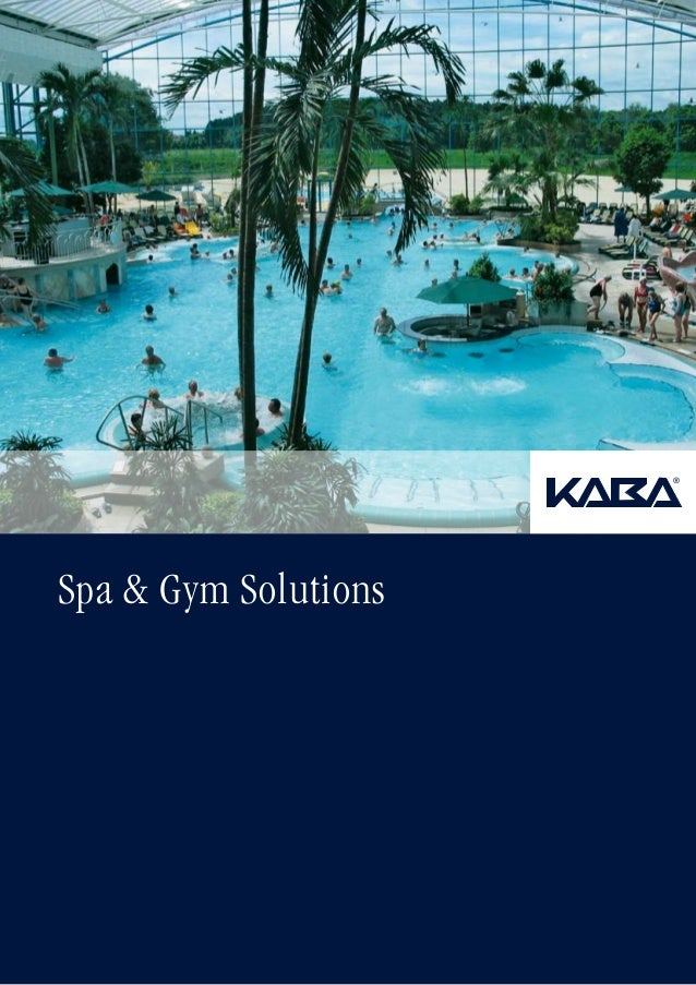 Spa & Gym Solutions
