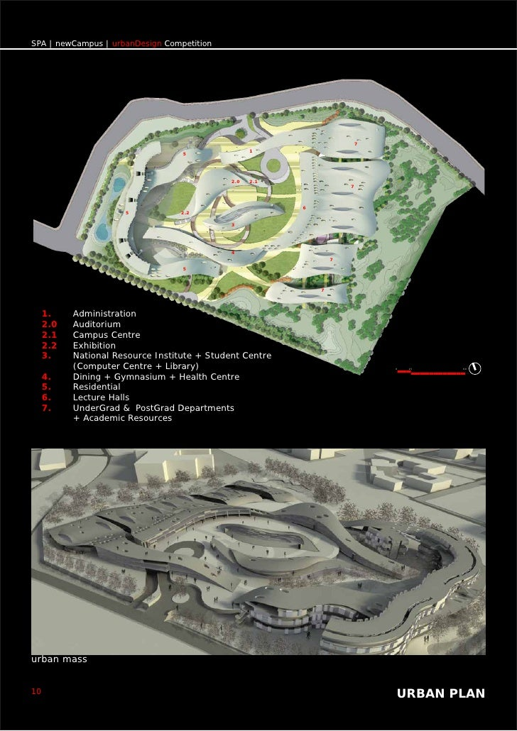 SPA   newCampus   urbanDesign Competition                                                                               7 ...