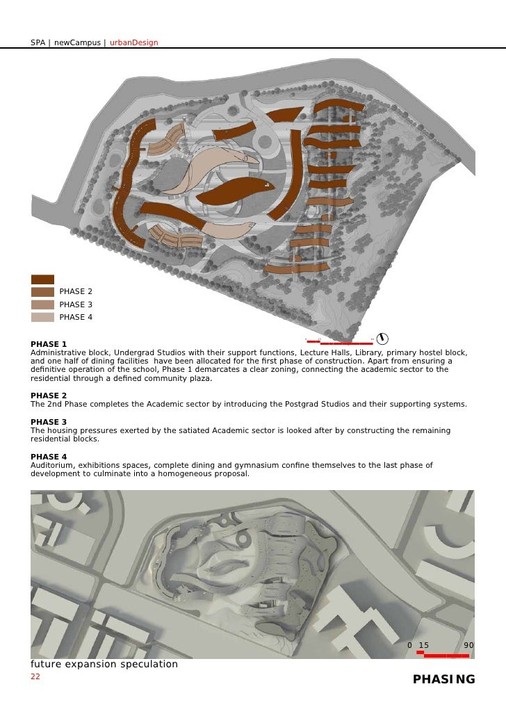 SPA   newCampus   urbanDesign Competition            PHASE 2        PHASE 3        PHASE 4                                ...