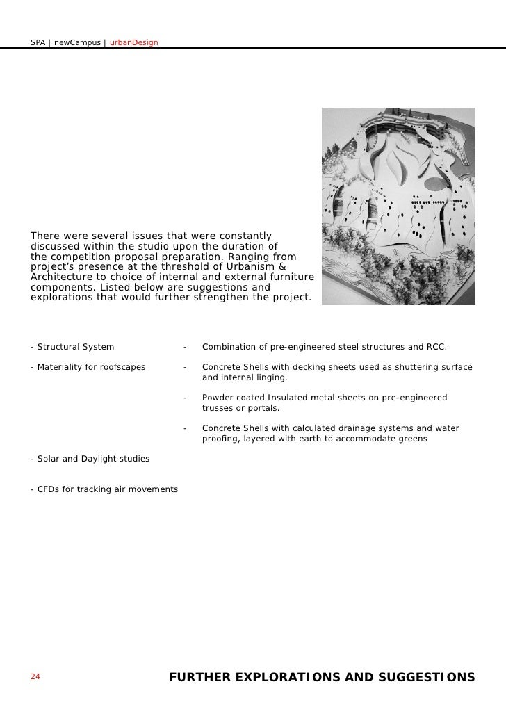 SPA   newCampus   urbanDesign Competition     There were several issues that were constantly discussed within the studio u...