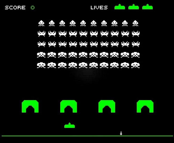 Space Invaders - Games Based Learning