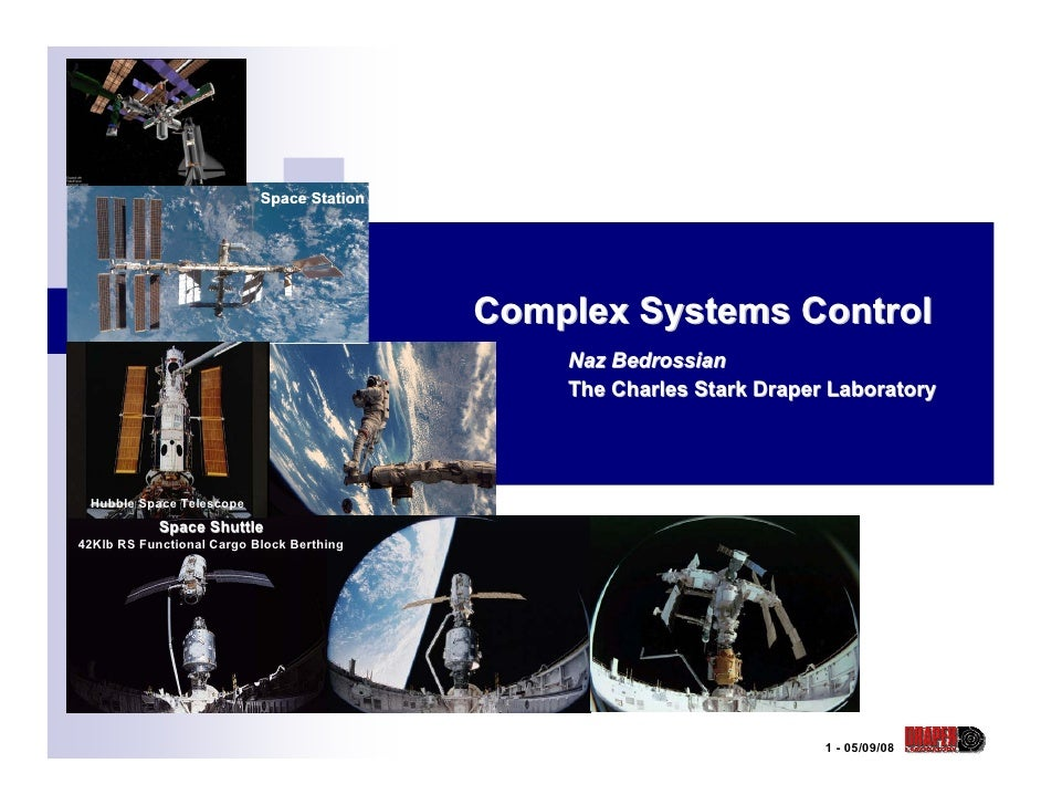 Space Station                                                Complex Systems Control                                      ...