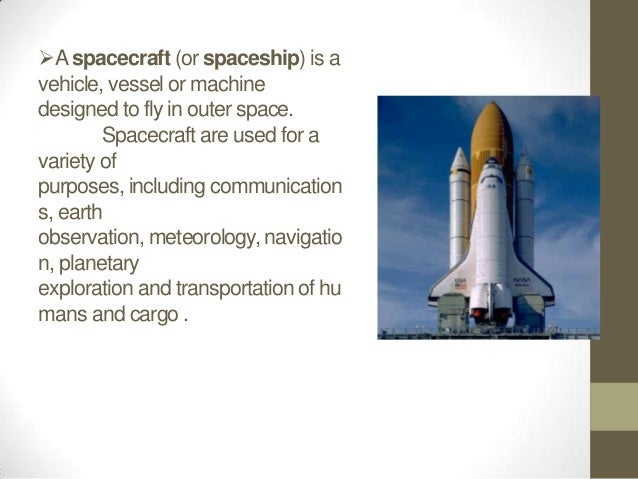 Space Craft,space Probe,space Station,space Shuttle And Rocket