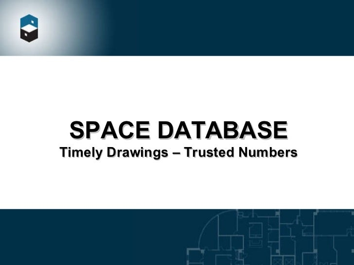 SPACE DATABASE Timely Drawings – Trusted Numbers