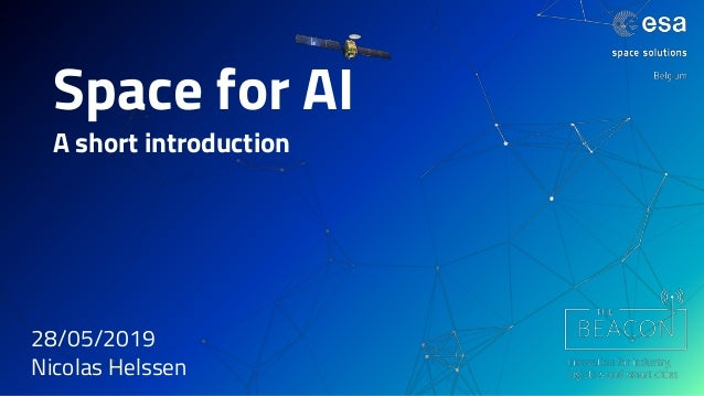Space for Artificial Intelligence Slide 2