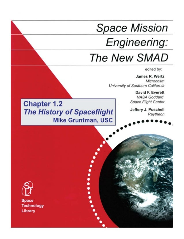 4 Introduction 1.2 the exploration of space itself, have just begun. These are truly exciting activities for a new generat...