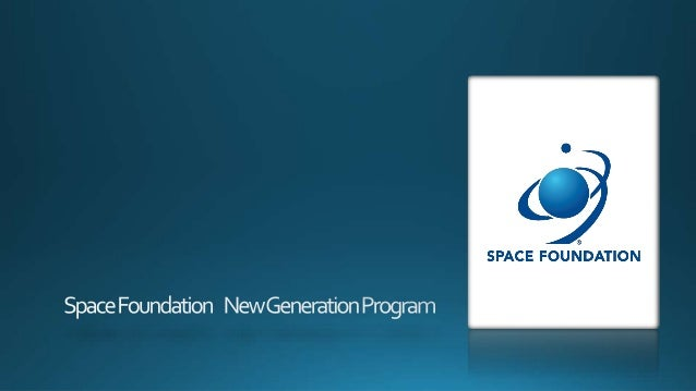 Founded in 2008 as a forum to foster meaningful, long-term peer relationships between space professionals aged 35 and youn...