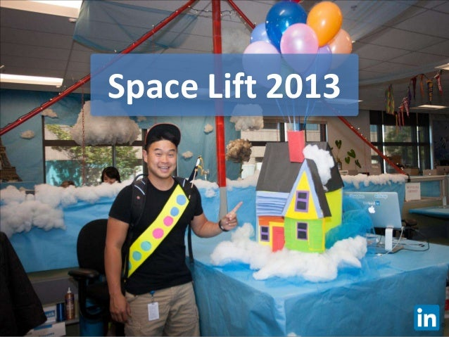 Space Lift 2013