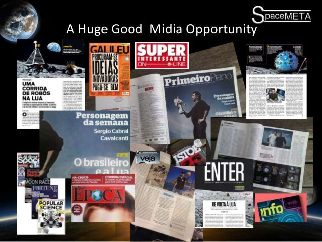 A Huge Good Midia Opportunity