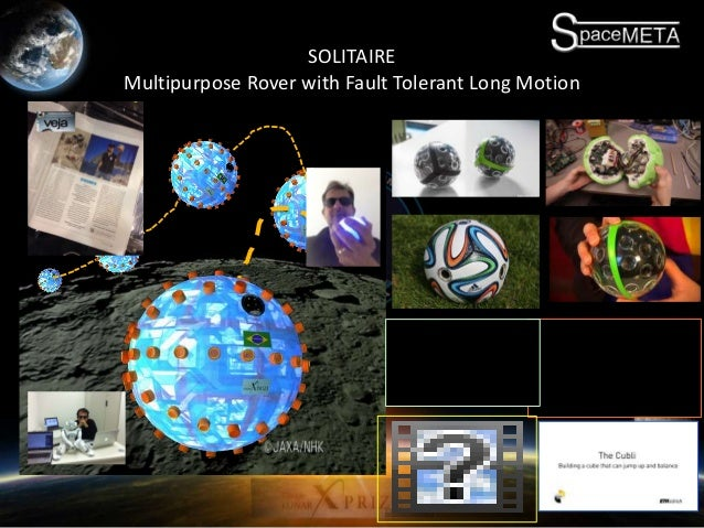 SOLITAIRE Multipurpose Rover with Fault Tolerant Long Motion