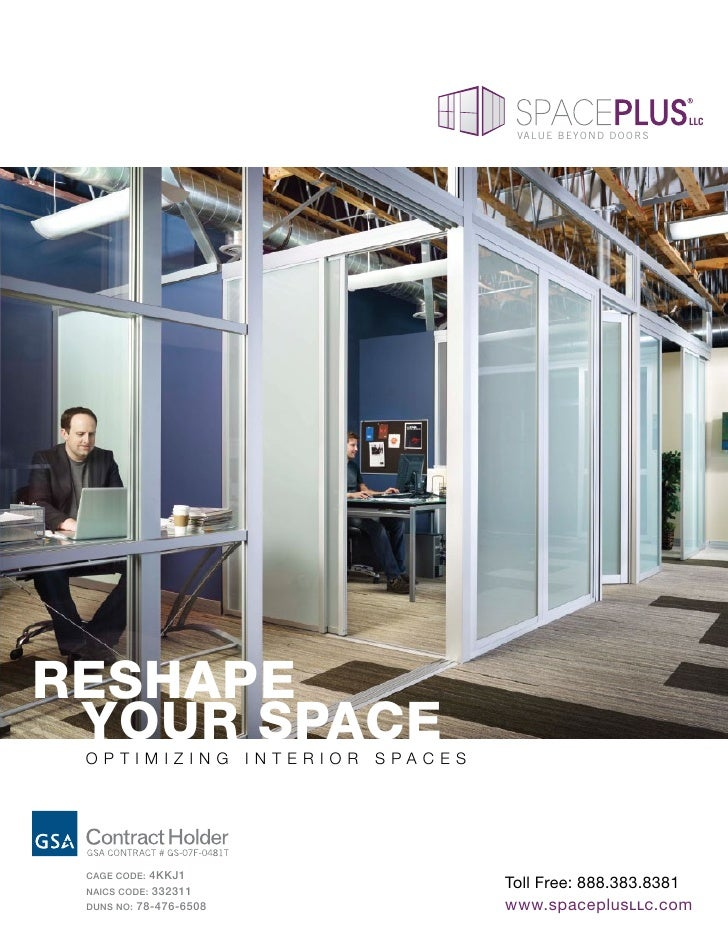 LLC                                VALUE BEYOND DOORS     Reshape  youR space  optimizing interior spaces      CAGE CODE: ...
