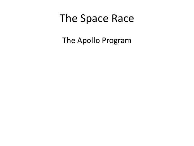 The Space Race  The Apollo Program