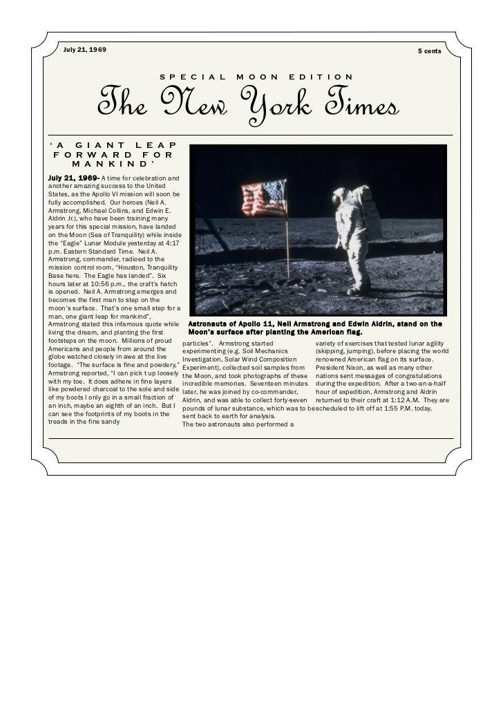 July 21, 1969                                                                                                          5 c...