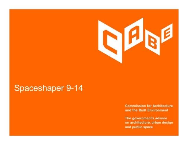 Spaceshaper 9-14
