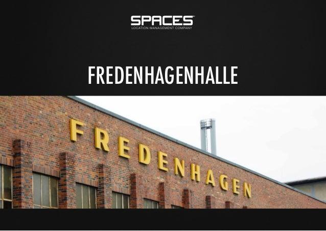 FREDENHAGENHALLE