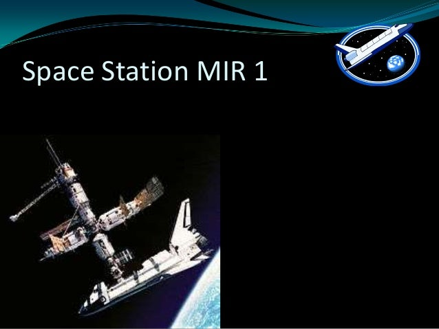 Space Station MIR 1