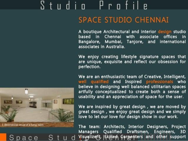 space studio chennai architects and interior designers