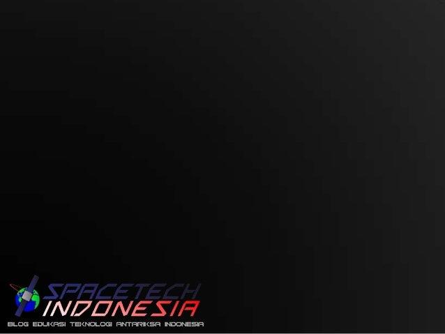 Apa itu Spacetech Indonesia? Spacetech Indonesia merupakan sebuah program edukasi mengenai teknologi antariksa yang bertuj...