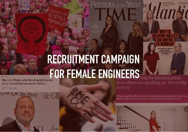 """REASONS WHY Diversity leads to better results Companies """"in the top quartile for gender diversity are 15% more likely to p..."""