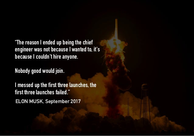 Space X wants to go to Mars. However, making the rockets to get there is really difficult - and world class engineering ta...