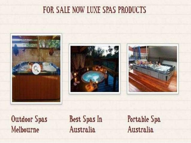 Best Spas In Australia
