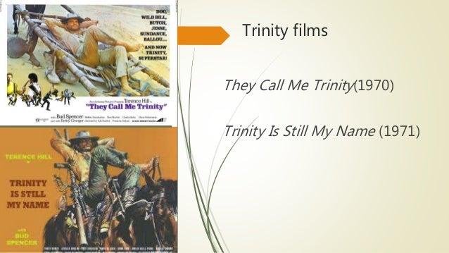 my name is trinity (they call me trinity) 1970
